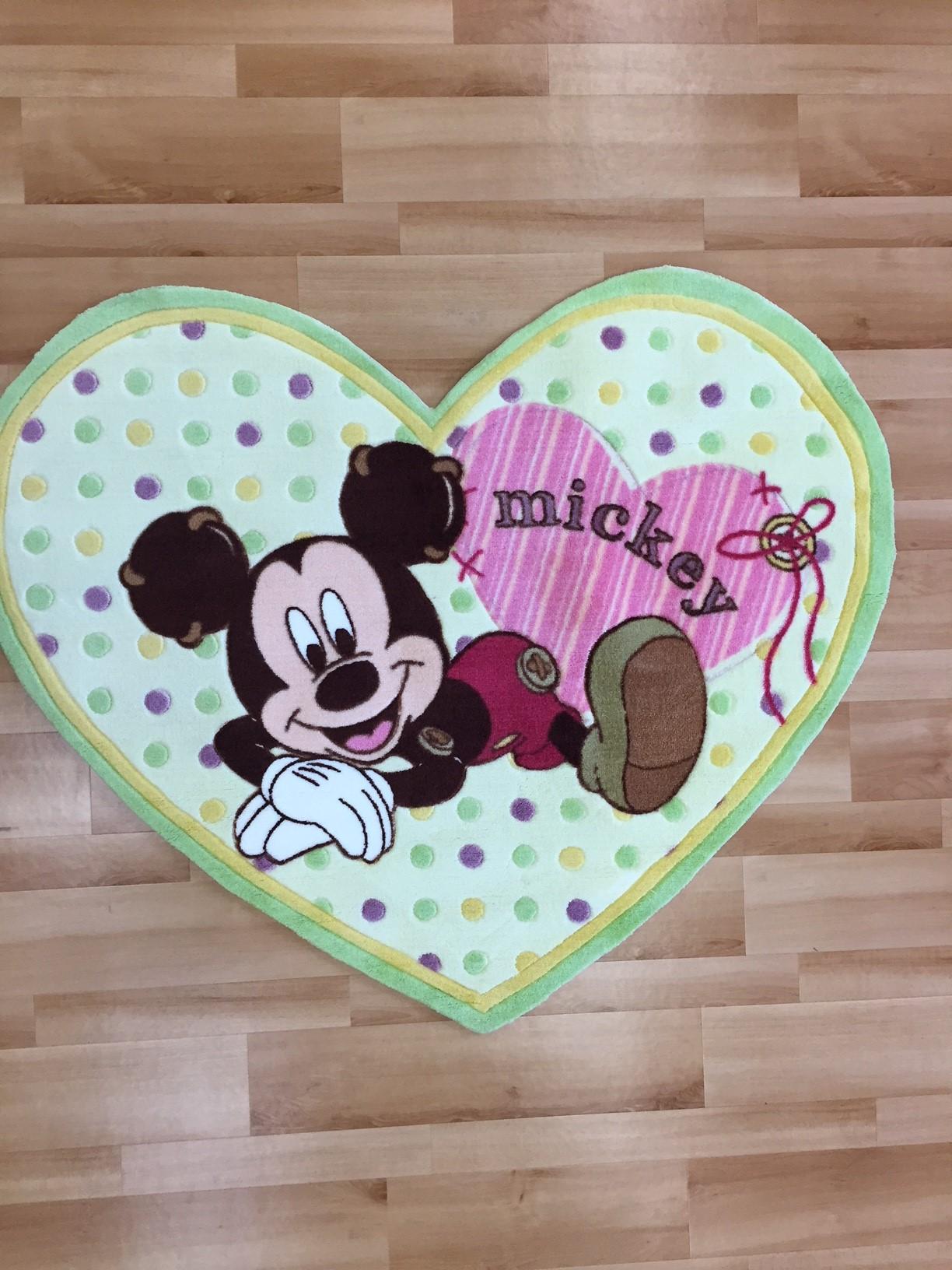 Dywan Do Przedszkoli Mickey 100x120